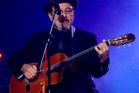 """Rubén Blades sobre las discográficas """"Realizan un robo descarado"""""""