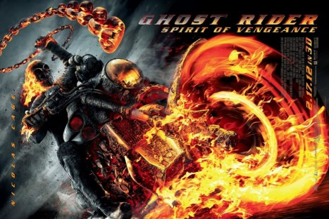 Ghost Rider: El Espíritu de la Venganza