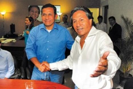Toledo pide a Ollanta que se pronuncie sobre privilegios de Antauro