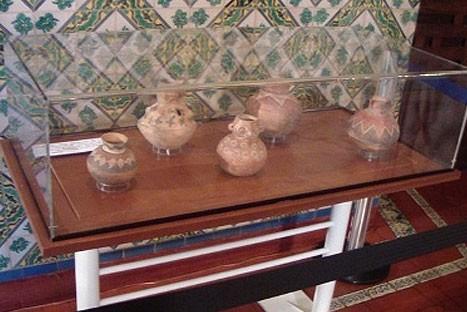 Gobierno recupera 208 piezas precolombinas