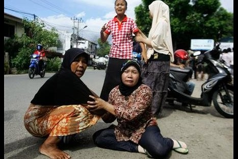 Terremoto en Indonesia generó alerta de tsunami