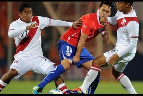 ¡Vamos Perú! Clásico del Pacífico se jugará hoy en Tacna
