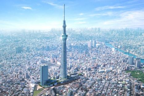 Construyen torre que soportaría un terremoto