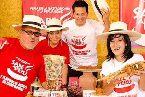 Festival gastronómico 'Sabe a Perú' se realizará de mayo a noviembre