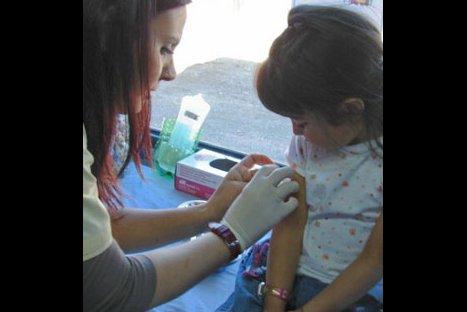 Se dará compesación a niños con polio post vacunal