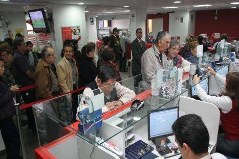 Morosidad bancaria en el Perú es una de las más bajas en Sudamérica