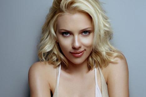 Y la estrella es para: Scarlett Johansson