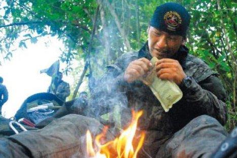 Se habría comprado alimentos en mal estado para tropas en el VRAE