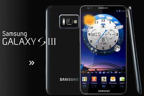 Mira el último video promocional del Galaxy S III