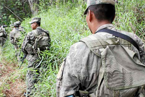 Empresa niega haber entregado comida malograda al ejército