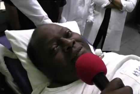 Pepe Vásquez envió mensajes a diabéticos