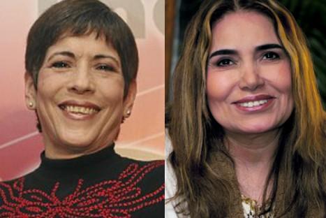 "Cecilia Barraza sobre Tania Libertad: ""Me siento recontra orgullosa de poder tenerla como amiga"""