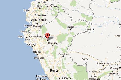 Sismo de 3.9 grados remeció San Martín