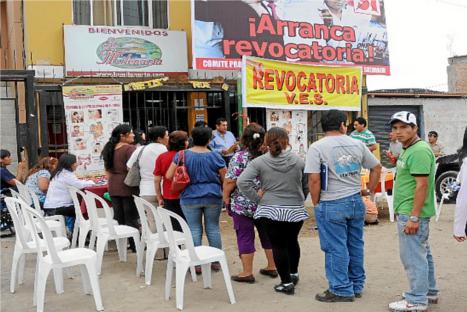 Habrían presentado 90 mil firmas inexistentes para revocatoria de alcaldesa