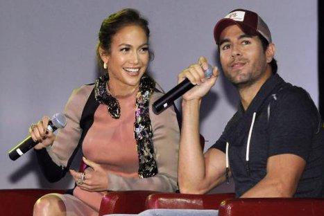 Confirmado: Enrique Iglesias y Jennifer López realizarán gira juntos