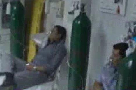 Unas 18 personas resultan intoxicadas por inhalar gases en restaurante de San Borja