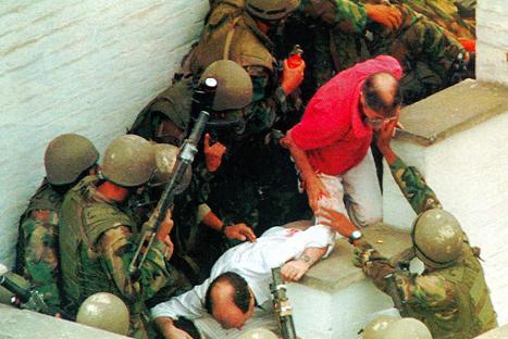 No hubieron ejecuciones extrajudiciales en operativo Chavín de Huántar, según estudio
