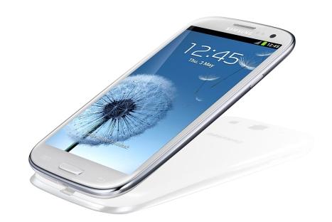 Samsung presentó el Galaxy S3, su 'smartphone' más potente