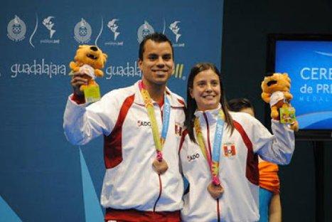 Badmintonistas peruanos clasificaron a Juegos Olímpicos Londres 2012