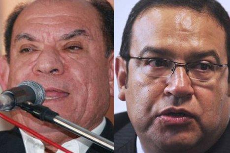 Renuncian ministros del Interior y Defensa