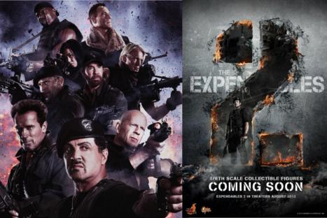 """Lanzan trailer oficial de 'The Expendables 2"""""""