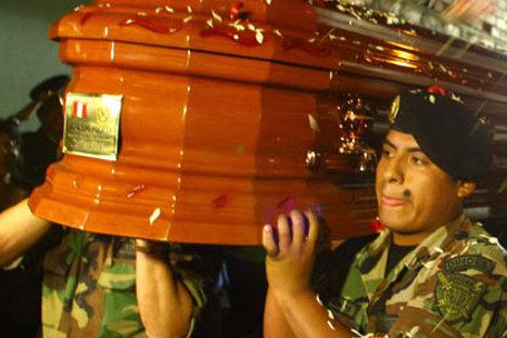César Vilca será enterrado hoy en Chorrillos
