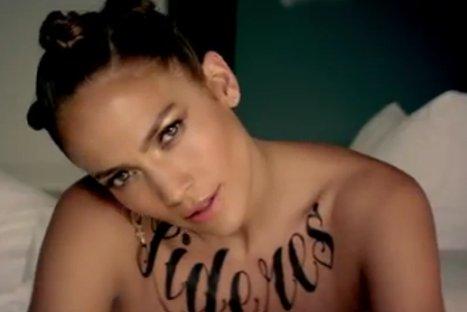 Jennifer López más sensual que nunca en nuevo video