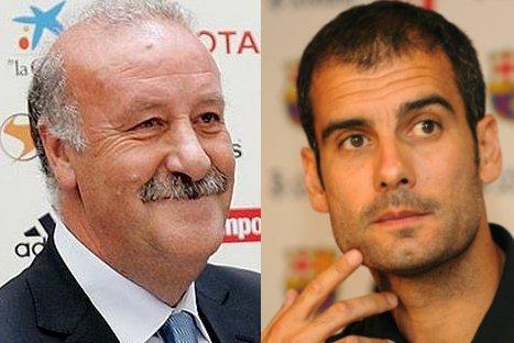 Actual D.T de España postula a Guardiola para dirigir 'Furia Roja'