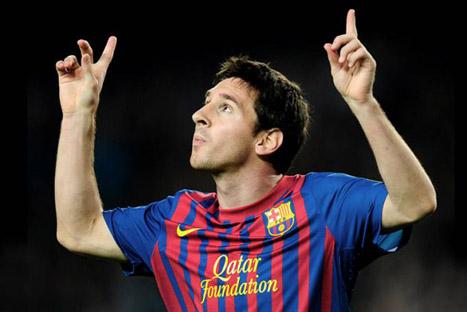 ¡Imparable! Messi suma 50 goles en liga española