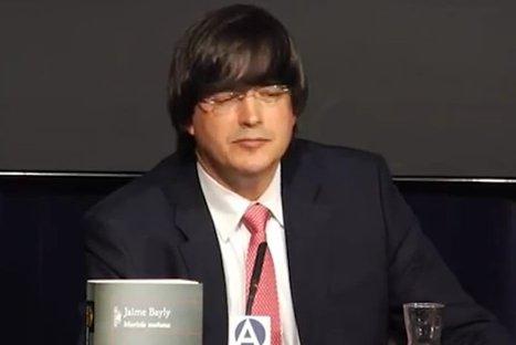 Insultan a Jaime Bayly durante presentación de su nueva obra