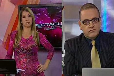 Beto Ortiz manda indirecta a Sofía Franco en Twitter