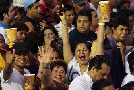 Máxima seguridad para festival de salsa en Veracruz