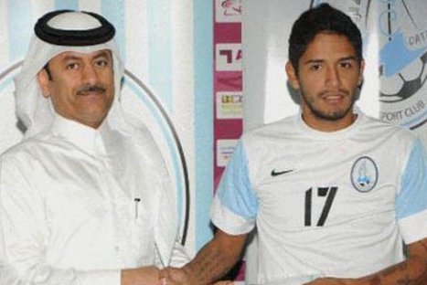 Reimond Manco jugará en Qatar