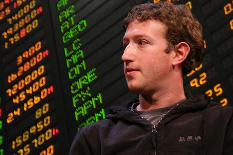 Facebook debuta en Wall Street