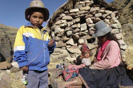 Un total de 11 niños murieron por neumonía este año en Puno