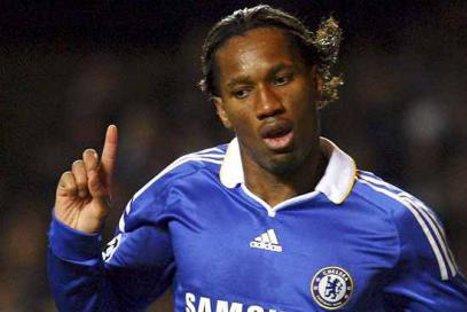 Drogba confirmó su salida del Chelsea
