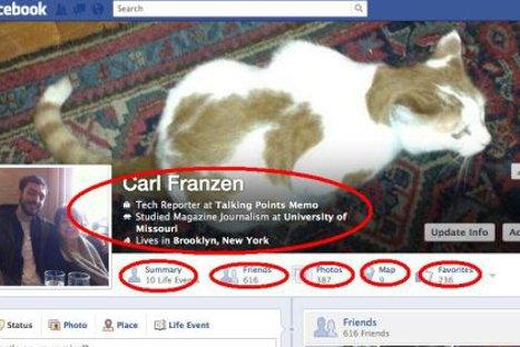 Sigue cambiando: Facebook aplicará nuevo diseño en los perfiles