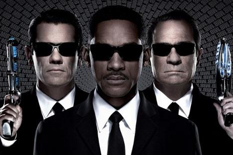 'Hombres de Negro 3' llega a los cines hoy