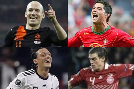 Conoce los grupos de la Eurocopa 2012