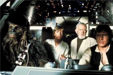 'Star Wars' cumple 35 años