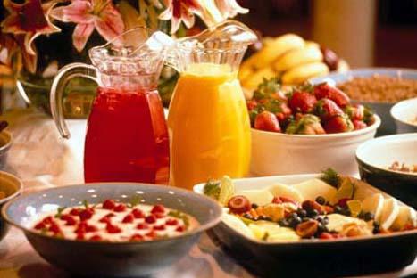 Siete opciones de desayuno nutritivo para los niños