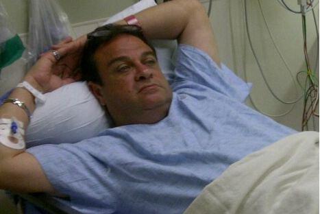 Salsero Tony Vega fue hospitalizado en Florida