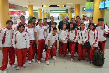 Selección de Karate logro siete medallas en Campeonato Panamericano