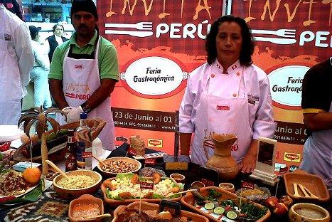 Feria Invita Perú te espera en el cono norte