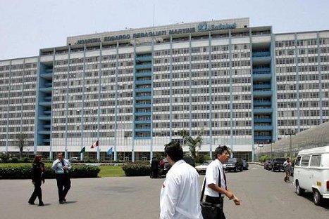Piden declarar al hospital Rebagliati en emergencia por TBC