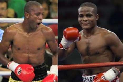 Zambrano y Zegarra son campeones sudamericanos de box