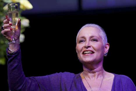 Actriz Daniela Romo supera batalla contra el cáncer