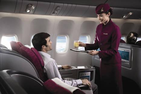 Mira el Top 10 de las mejores aerolíneas del mundo
