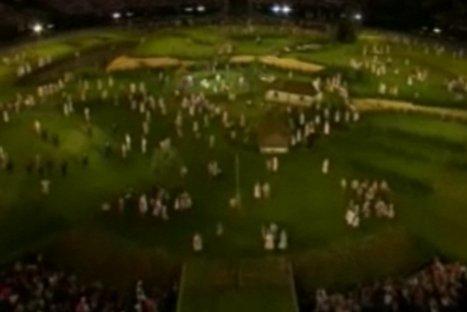 Londres 2012: Detalles curiosos de la ceremonia de inauguración de las Olimpiadas