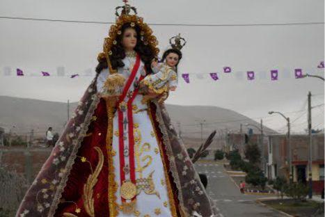 Declaran Patrimonio Cultural de la Nación a la Festividad de la Virgen de Chapi